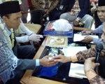 Photo aqad di Majalengka*